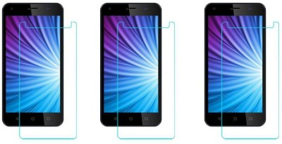 ACM Tempered Glass Guard for Alcatel Onetouch Flash(Pack of 3)