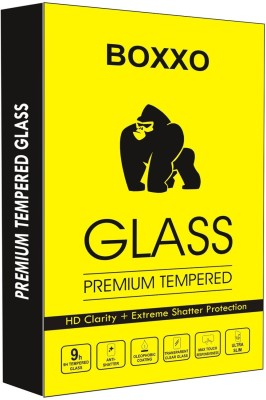 Boxxo Tempered Glass Guard for Samsung Galaxy Core (8262)(Pack of 1)