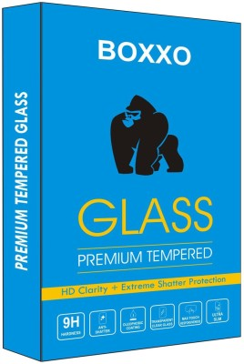 BLATE Tempered Glass Guard for LENOVO S60(Pack of 1)