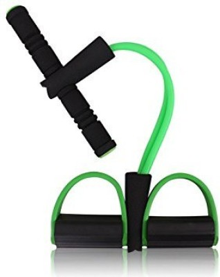 Sports Solutions Best Quality Rubber Tummy Trimmer Ab Exerciser Black