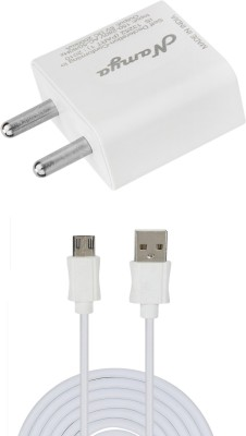 NAMYA 2A. FAST CHARGER  SYNC/DATA CABLE 1 A Mobile Charger with Detachable Cable White