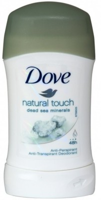 Dove Natural Touch Dead Sea Minerals AntiPerspirant Deodorant Stick 40 ml