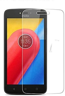BIZBEEtech Tempered Glass Guard for Motorola Moto C, Motorola Moto C Plus(Pack of 1)