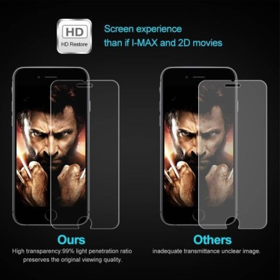 Boxxo Tempered Glass Guard for Samsung Galaxy E5(Pack of 1)