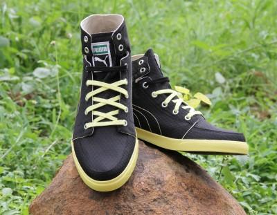 Puma Drongos DP Sneakers(Black) at flipkart