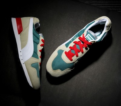09535fd4a1d2 Puma TX-3 IDP Sneakers ( Beige Green Red )