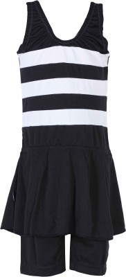Urban Studio Striped Girls Swimsuit Urban Studio Kids' Swimsuits