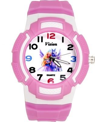Vizion 8565AQ-4-1 Princess Of Unicorns Analog Watch For Girls