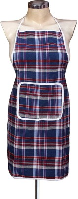 Yazlyn Collection Cotton Home Use Apron - Free Size(Multicolor, Single Piece) at flipkart
