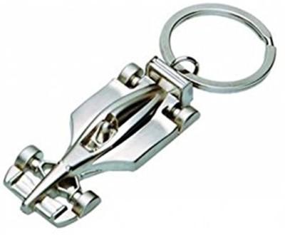 NeoTask Ferrari Racing Car Metal Key Chain
