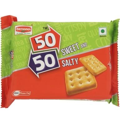 Britannia 50-50 Sweet & Salty(150 g)