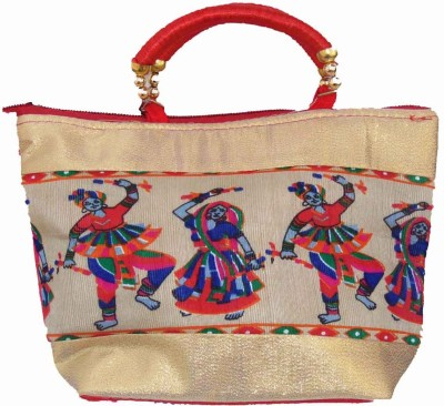 ALIVE Hand-held Bag(Multicolor)