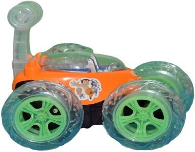 Shy Products Chota Bheem Remote Control Stunt Car (Multicolor) …(Multicolor)