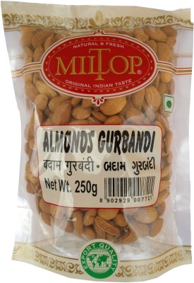 Miltop Gurbandi Almond Almonds(1 kg, Pouch)  available at flipkart for Rs.1199