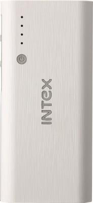 Intex IT-PB12.5K 12500 mAh Power Bank(White, Grey, Lithium-ion) at flipkart