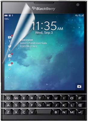 Mobile Care Screen Guard for Blackberry Passport(Pack of 2)