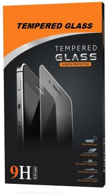 MRNKA Tempered Glass Guard for Micromax Canvas Juice 2 AQ5001(Pack of 1)