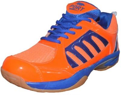 Port WOMEN'S PRIME Running Shoes For Women(Orange)