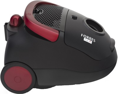 Eureka Forbes Trendy Zip Dry Vacuum Cleaner (Black & Red)