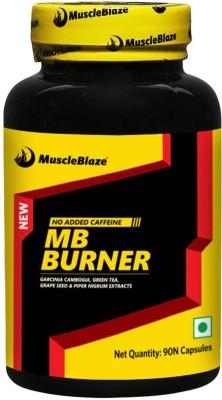 MuscleBlaze MB Burner Supplement (90 Capsules)