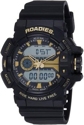 Roadies R18063GL Watch  - For Men