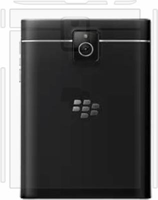 Robobull Back Screen Guard for BlackBerry Passport(Pack of 1)