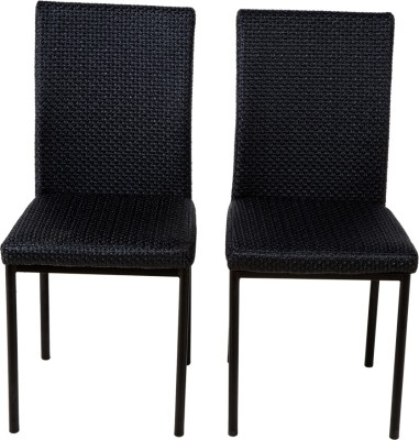 Woodness Vivian Solid Wood Dining Chair(Set of 2, Finish Color - Mahogany)