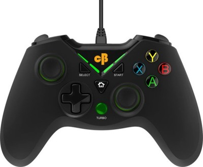 Cosmic Byte EG-C1070T Interstellar Wired for PC/PS3/Android USB  Gamepad(Black, For PC, PS3, Android)