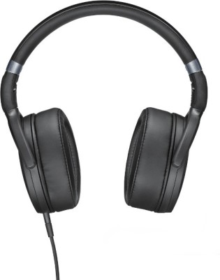Sennheiser HD 4.30i Wired Headset without Mic(Black, On the Ear)