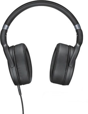 Sennheiser HD 4.30G Wired Headset without Mic(Black, On the Ear)