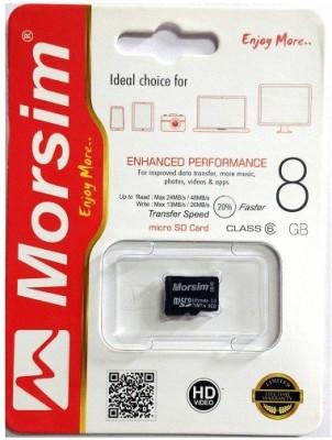 Sprik Sprik 8GB 8 GB MicroSD Card Class 6 48 MB/s Memory Card