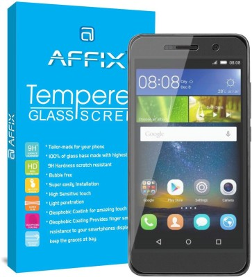 """Affix Tempered Glass Guard for Huawei Honor Holly 2 Plus (5.0\"""" Inch Display)(Pack of 1)"""