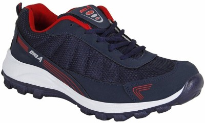 Aero Power Play Running Shoes For Men(Blue)  available at flipkart for Rs.419