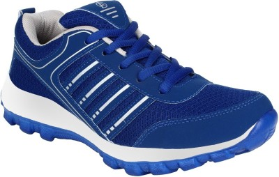 AMG Aero Power Play Shoes Casuals For Men(Blue, Silver)  available at flipkart for Rs.489