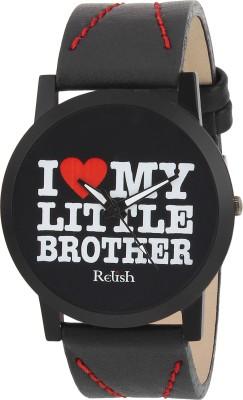 Relish RE-S8080BB SLIM Analog Watch For Boys