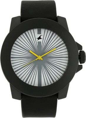 Fastrack NG38021PP04  Analog Watch For Unisex