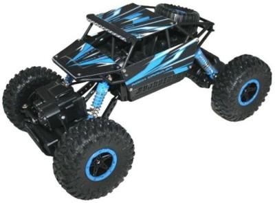 vbenterprise Hariom Enterprises Metal Mini Rock Crawler Car - Black(Black)