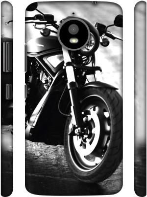Casotec Back Cover for Motorola Moto E4 Plus Multicolor