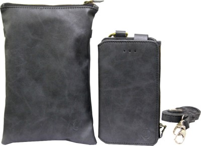 Emartbuy Pouch for HP Slate 6 VoiceTab(Purple)