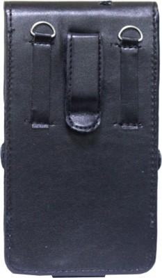 Wokit Micromax Ninja A89 Silver Smartwatch(Black Strap Regular)