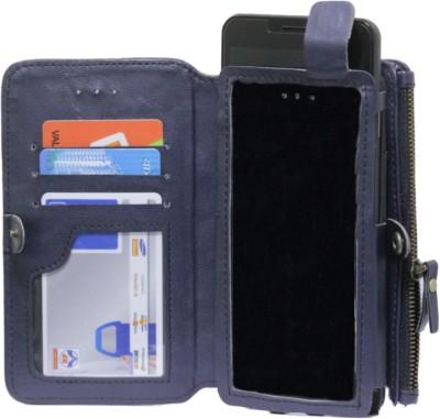 JoJo Pouch for LG Optimus GJ E975W(Dark Blue)