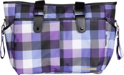 My Milestones My Duo Detach Diaper Bag Lavender My Milestones Diaper Bags