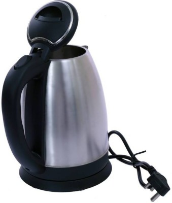 Ortec 5008A-540 Electric Kettle(1.8 L, Silver)  available at flipkart for Rs.440