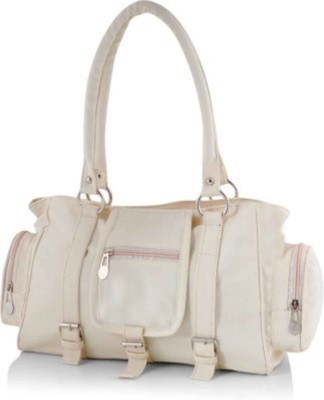 Cottage Accessories Hand-held Bag(White)