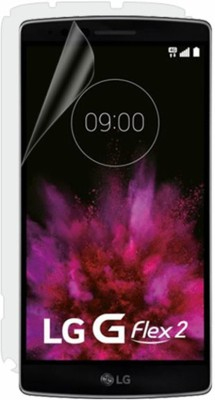 Robobull Front and Back Screen Guard for LG G Flex 2(Pack of 1)