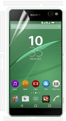Akira Impossible Screen Guard for FOR SONY XPERIA C5(Pack of 1)