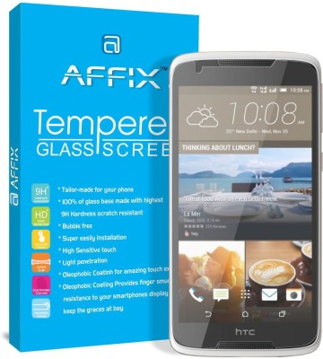 "Affix Tempered Glass Guard for HTC Desire 828 (5.5"" Inch Display)"
