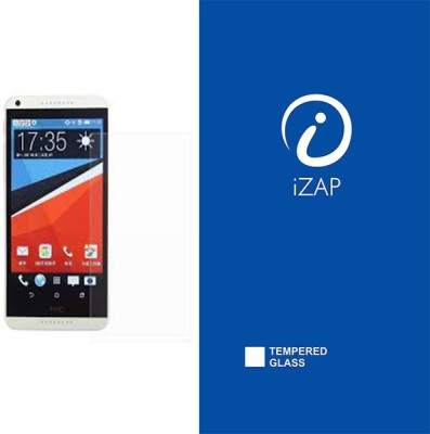 iZAP Tempered Glass Guard for HTC desire 516(Pack of 1)
