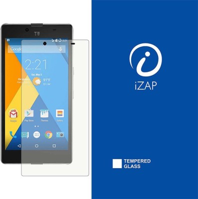 iZAP Tempered Glass Guard for Yu Yuphoria(Pack of 1)