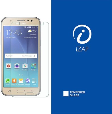 iZAP Tempered Glass Guard for Samsung Galaxy J5(Pack of 1)